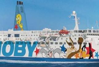 Nizza Bastia ab nur 29€ pro Weg mit Moby Lines