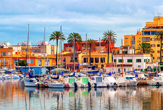 Reisen sie mit Trasmediterranea auf die Balearen